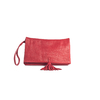 Clutch Elena Medium Bubble Rouge