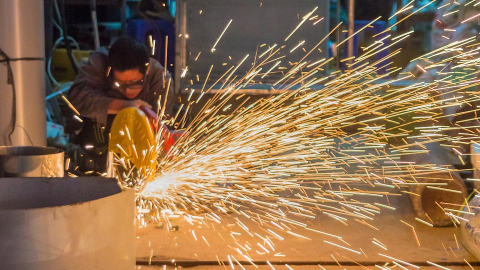 Devenir métallier: la formation pour tester le métier métallier.