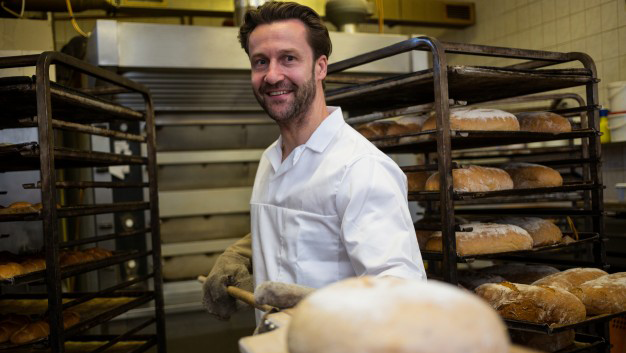 Devenir boulanger: la formation pour tester le métier boulanger.