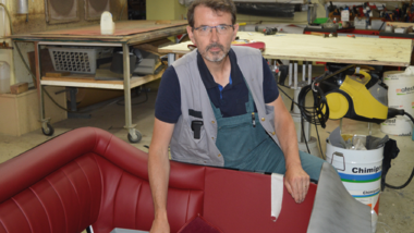 Devenir sellier: la formation pour tester le métier sellier.