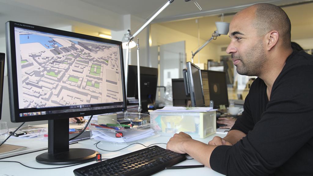 Devenir urbaniste: la formation pour tester le métier urbaniste.