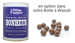Chocolats-bonheur