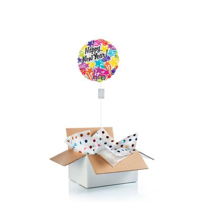 "Ballon surprise ""Happy New Year"" disco"