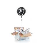 ballon-helium-70-ans-argent