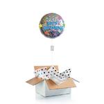ballon-helium-anniversaire-argent
