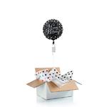 ballon-helium-etincelant-argent