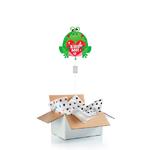 ballon-helium-grenouille-kiss-me