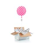 ballon-helium-pois-rose