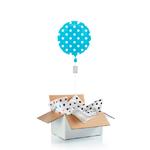 ballon-helium-pois-bleu