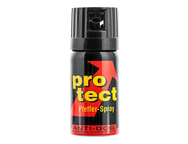 bombe lacrymogène KKS anti chien 40 ml (01440-C)