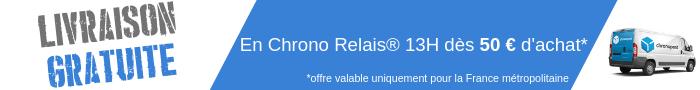 livraison gratuite chronorelais tazzer.fr