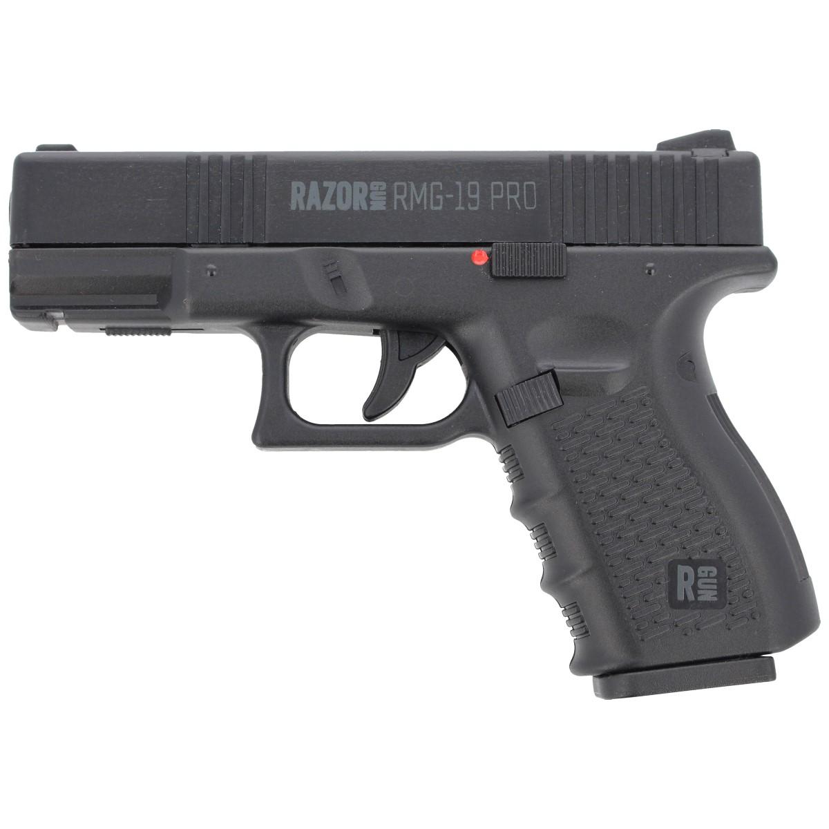 Pistolet à gaz RazorGun RMG-19 PRO