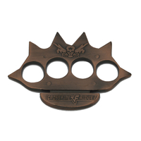 POING AMERICAIN PROMOTION CROSS FIRE BRONZE