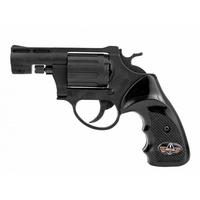 Revolver d'alarme FENIX (pistolet à blanc) 9 COUPS 6 mm amorces kit complet LEXON11