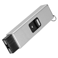 mini shocker puissant gris forme USB porte clés 3.5 millions de volts compact