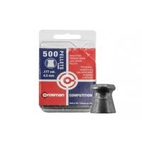 Boîte de 500 plombs Crosman COMPETITION calibre 4.5mm .177 cal.
