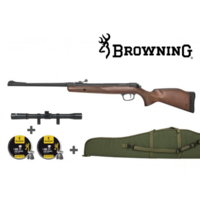 Carabine à plombs Browning®  X blade Hunter Calibre 5.5mm 16 joules