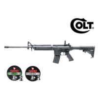 Pack Carabine Colt® M4 4.5 mm (16 joules)