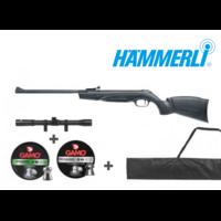 Carabine à plombs Hämmerli® Black Force 880 calibre 4.5mm