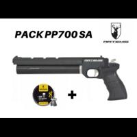 Pistolet Artemis® PP700S-A calibre 4.5mm + 1 boîte de plombs Browning