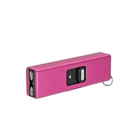 mini shocker puissant rose forme USB porte clés 3.5 millions de volts compact