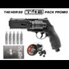 Pack Promo Revolver Umarex T4E HDR 50 co2 billes caoutchouc 11 joules