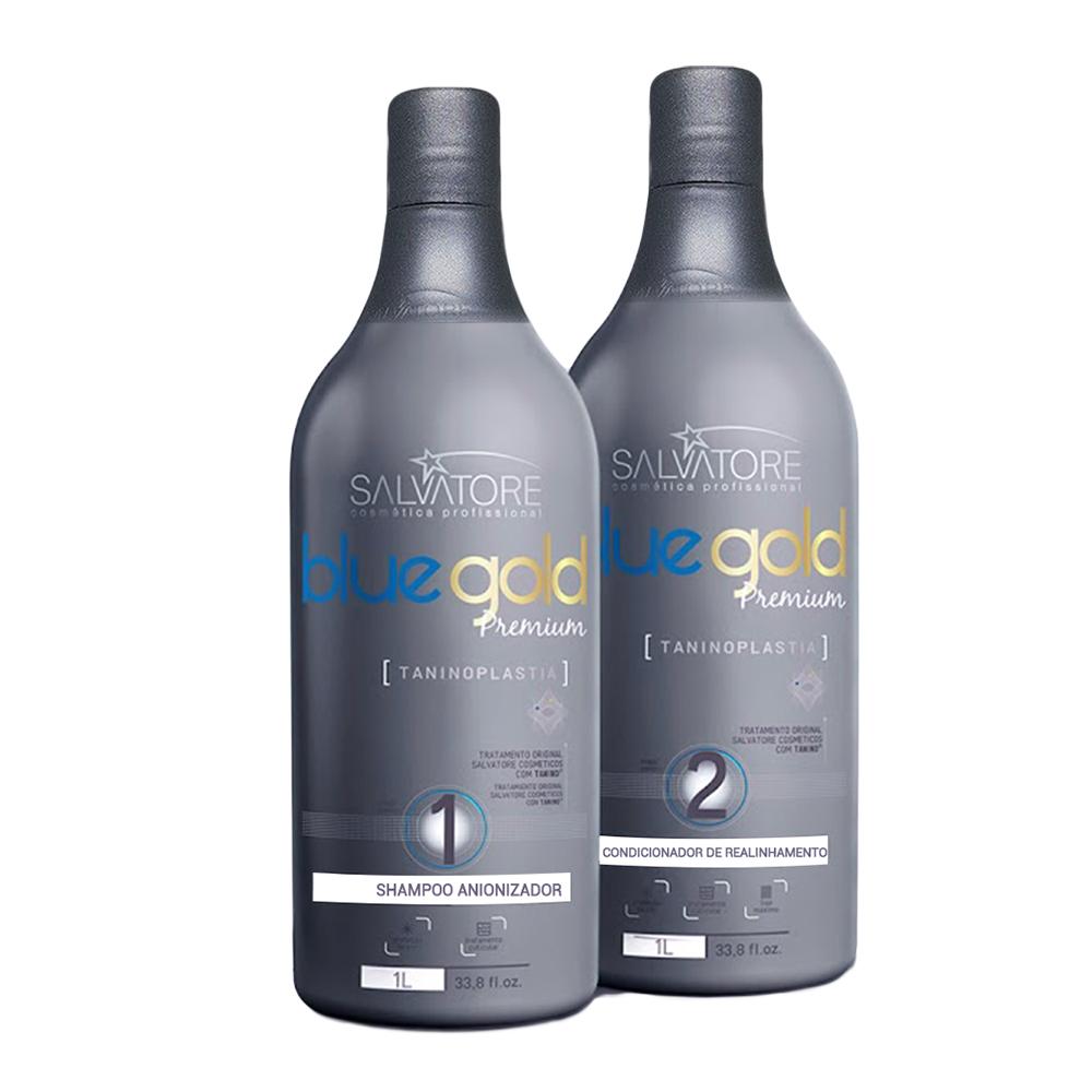 SALVATORE PREMIUM BLUE GOLD - STEP 1 - 1000 ml