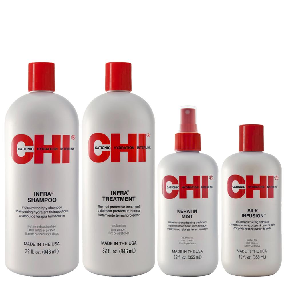 CHI - INFRA - Home Stylist Kit