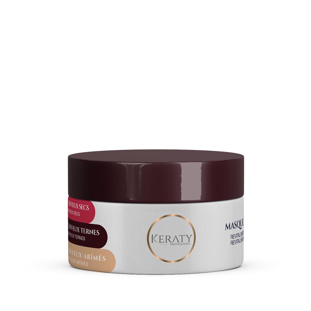 Keraty Professional - Masque Réparateur Intense - Entretien Lissage - 250 ml