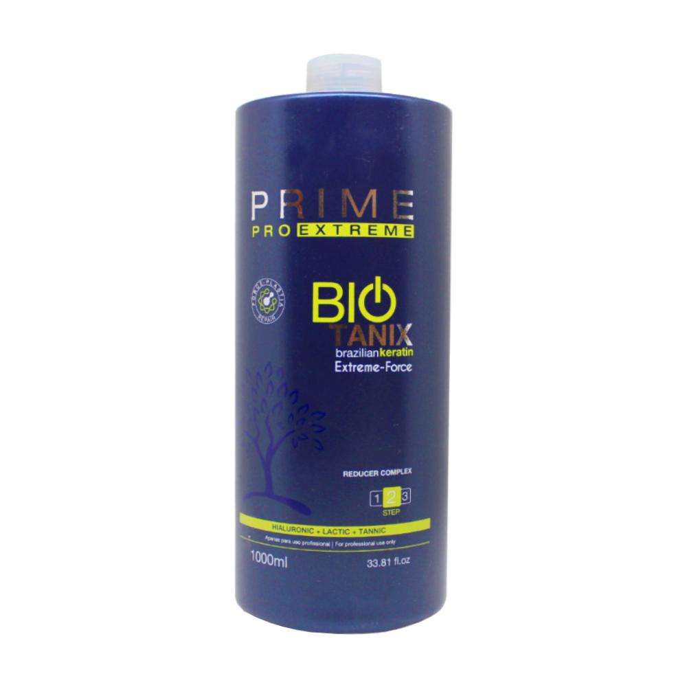 PRIME PRO EXTREME - BIO TANIX - Lissage au Tanin - 1 x Traitement Lissant 1000 ml - STEP 2