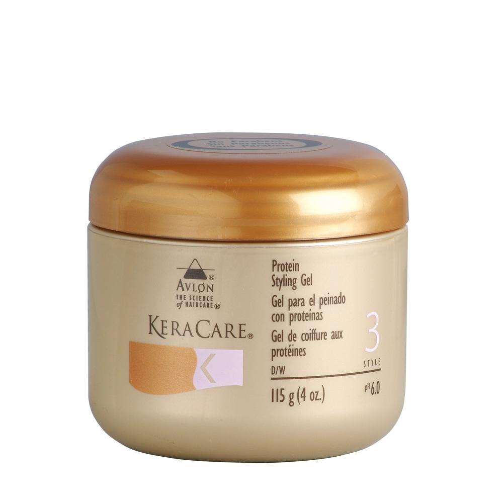 KeraCare - Gel de coiffure aux protéines - 115g