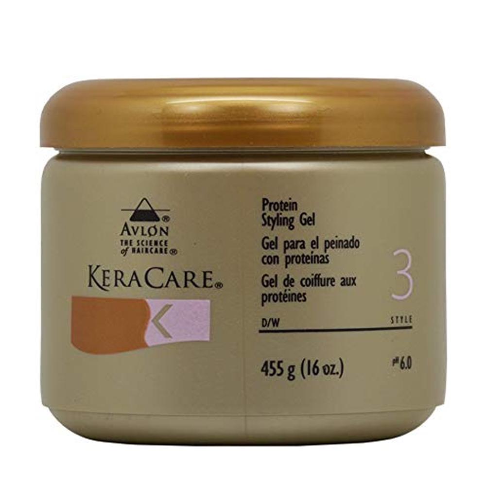 KeraCare - Gel de coiffure aux protéines - 455g