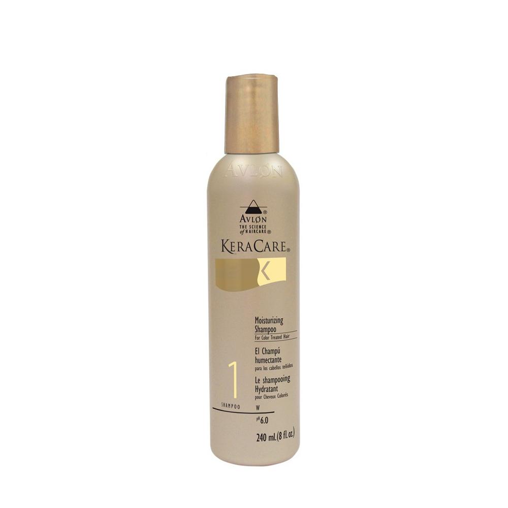 KeraCare - Shampooing hydratant pour cheveux colorés -240 ml