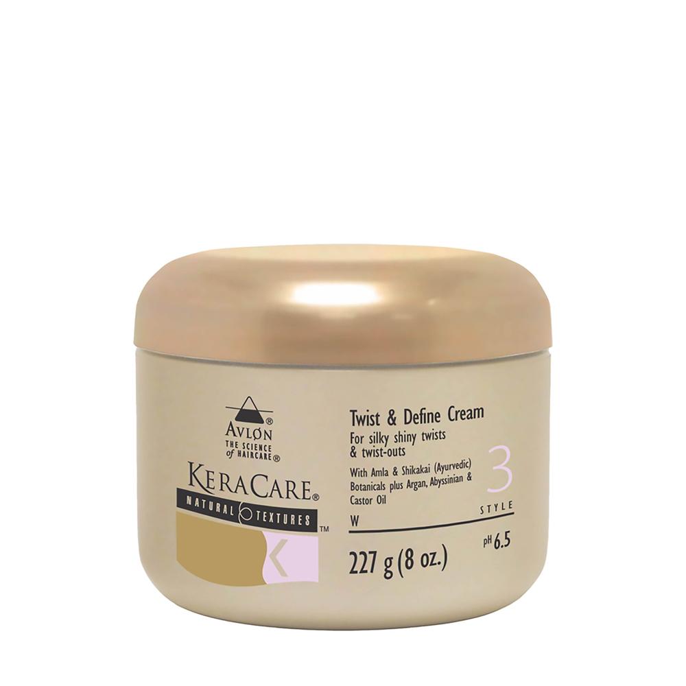 KeraCare - Crème définissante pour tortillons - 227g