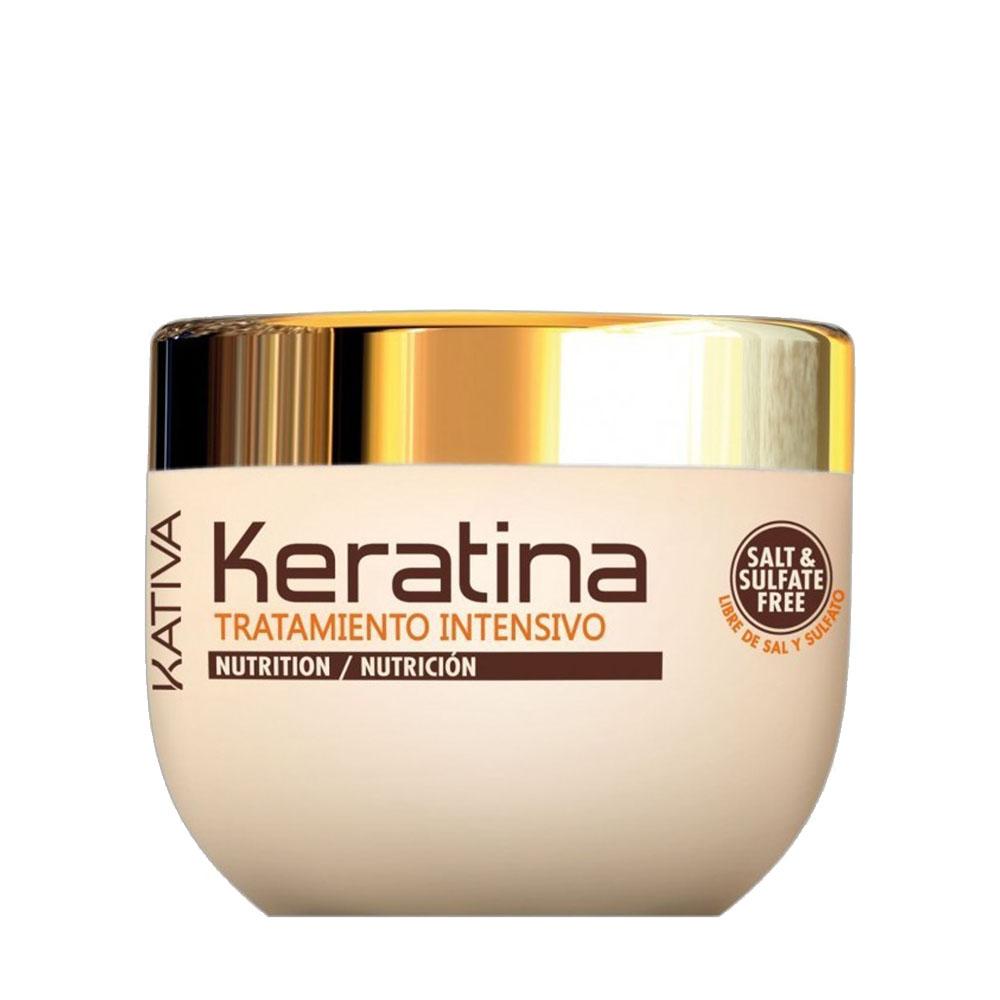 KATIVA - Keratina - Masque Nourissant - Souplesse et Brillance - 250ml