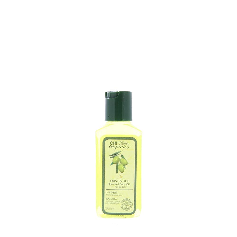 Chi - Olive Organics - Huile pour cheveux et corps - 59ml
