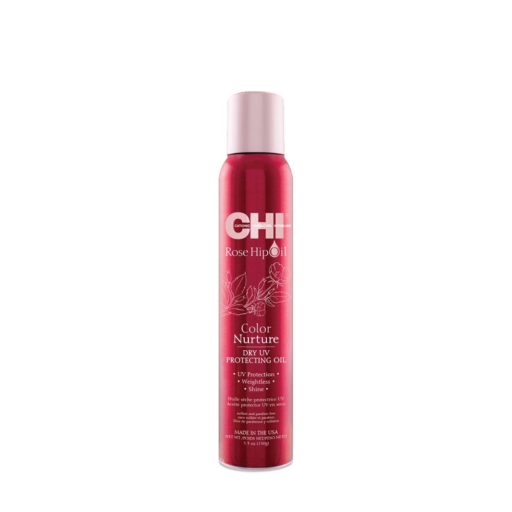 Chi - Rose Hip Oil - Huile sèche protectrice UV - 150g
