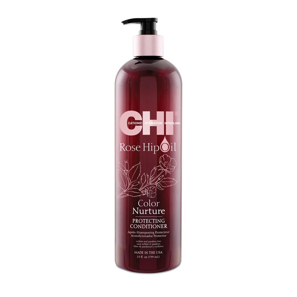 Chi - Rose Hip Oil - Conditionneur protecteur - 739ml