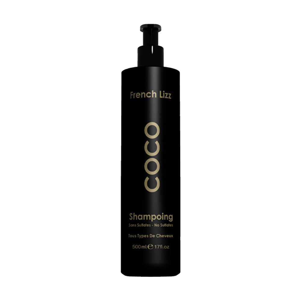 French Lizz - Coco - Shampoing sans sulfates - 500ml