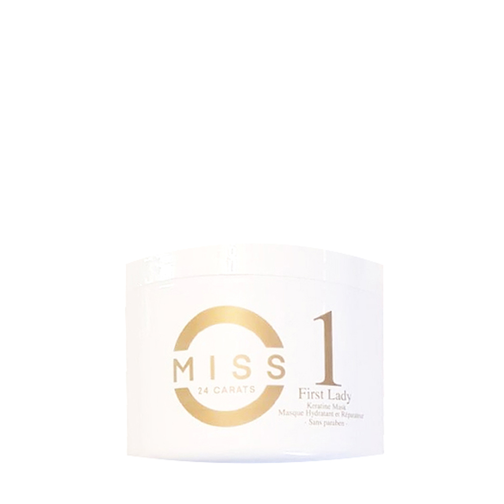 French Lizz - Miss24carats - Masque Hydratant - 500 ml