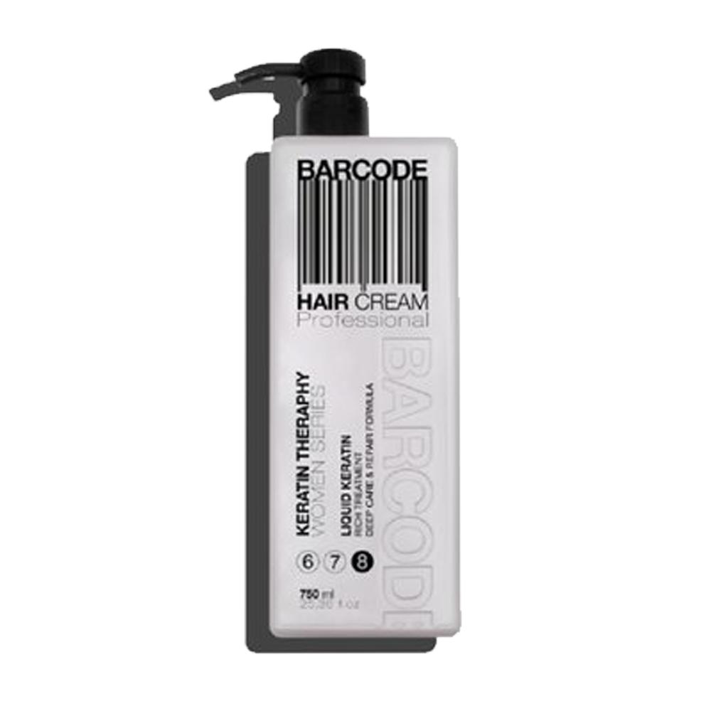 Barcode - Conditionneur - Thérapie capillaire à la Kératine - 750 ml