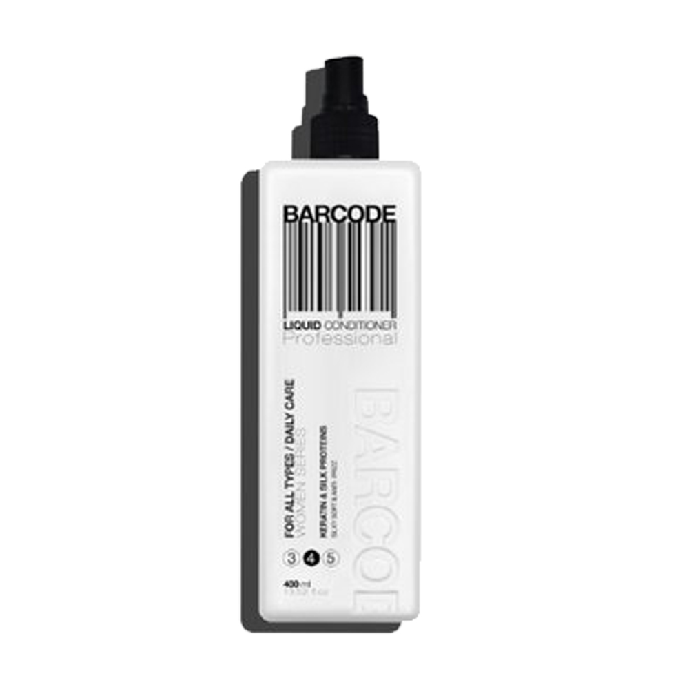 Barcode - Spray Conditionneur - Sans sulfate - Sans sel - 400 ml