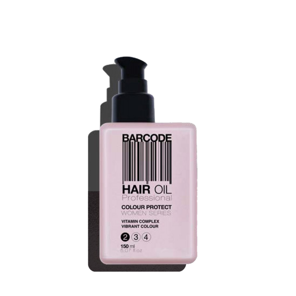 Barcode - Huile protectrice de couleur - 150 ml