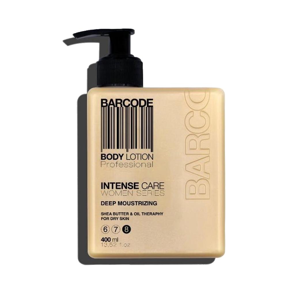 Barcode - Body Lotion - Soin intense pour peau sèche - 400 ML
