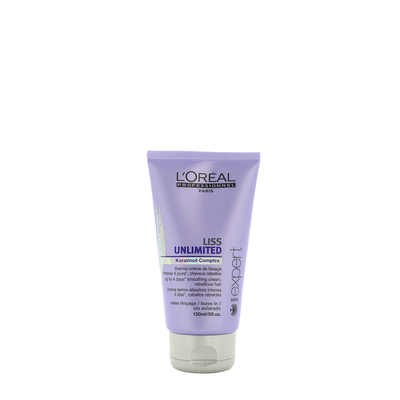 150 ml - Leave In - Thermo-Crème de Lissage Intense 4 jours - LISS UNLIMITED