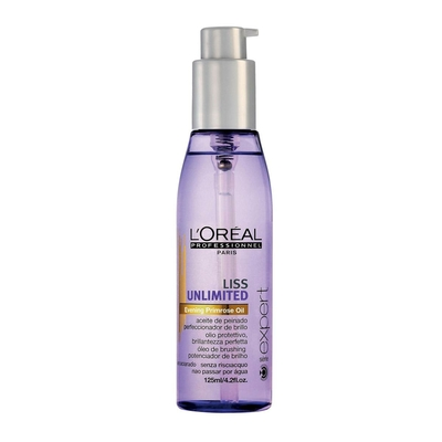 125 ml - Huile de Brushing Protectrice de Brillance - LISS UNLIMITED
