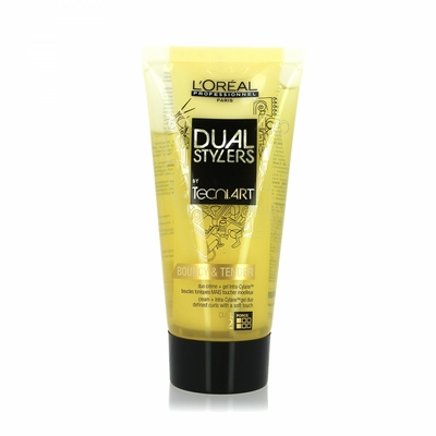 150 ml - Bouncy And Tender - Boucles Toniques & Toucher Soyeux - DUAL STYLERS