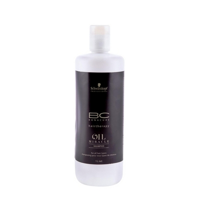 1000 ml - Shampoing Oil Miracle - Tous Types de Ch.