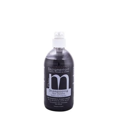 500 ml - Shampooing Noir D'Aniline