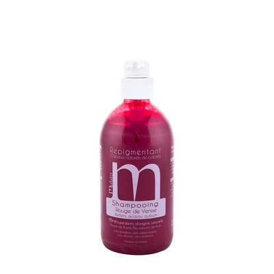 500 ml - Shampooing Rouge De Venise
